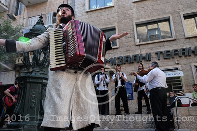 International Klezmer Festival in Jerusalem, Israel