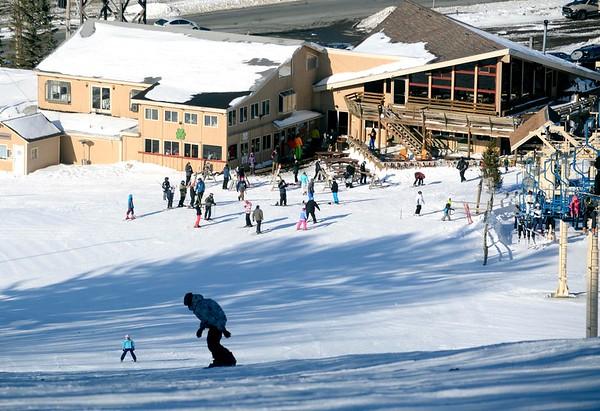 2017 Bousquet Ski Area - 031617