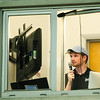 JET's Michael Carney provides live game coverage from high atop Junge Stadium last Friday.<br /> Globe | Laurie Sisk