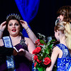 KRISTOPHER RADDER - BRATTLEBORO REFORMER<br /> Ivy Young is crowned during the 2017 Brattleboro Winter Carnival Queen's Scholarship Pageant on Friday, Feb. 24, 2017.