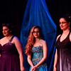 KRISTOPHER RADDER - BRATTLEBORO REFORMER<br /> Six contestants participated in the 2017 Brattleboro Winter Carnival Queen's Scholarship Pageant on Friday, Feb. 24, 2017.