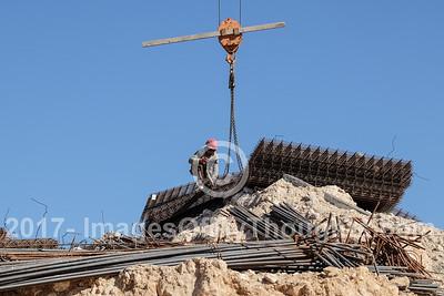 Housing Construction in East Jerusalem, Israel