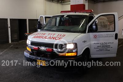 MDA Emergency Medical Services in Jerusalem, Israel