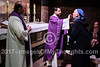 Ash Wednesday at the Holy Sepulchre in Jerusalem, Israel