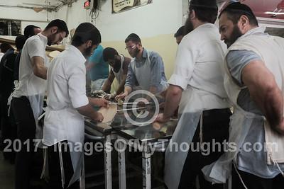 Passover Preparations in Kfar Chabad, Israel