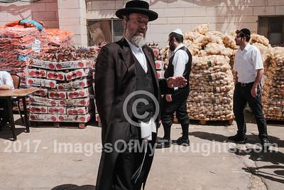 Passover 2017 in Jerusalem, Israel