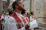Palm Sunday in Jerusalem, Israel