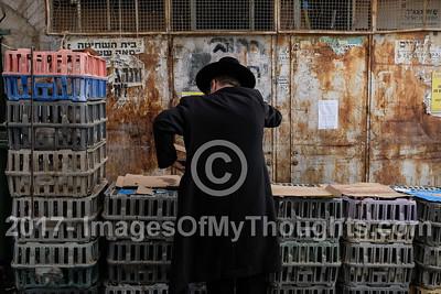 Yom Kippur 2017 in Jerusalem, Israel