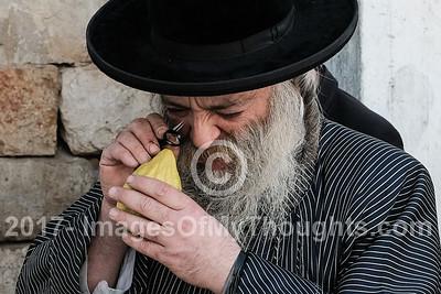 Sukkot 2017 in Jerusalem, Israel