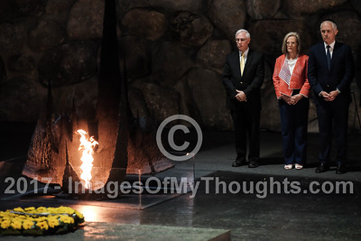 Australian PM Visits Israel
