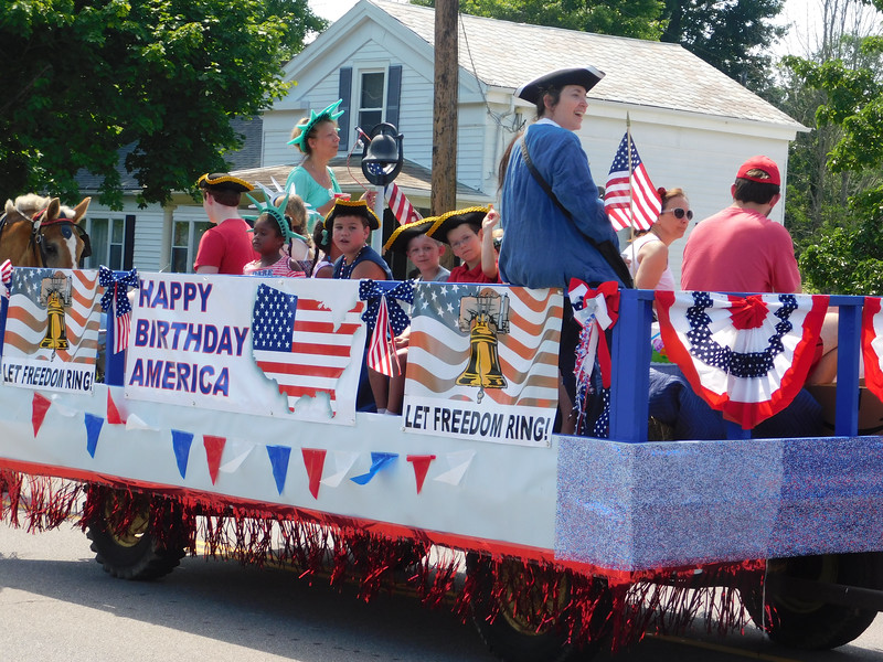 2018 Liverpool Township Fourth of July parade - MedinaGazette on