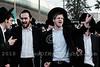 Ultra Orthodox Jews Protest Draft in Jerusalem,Israel
