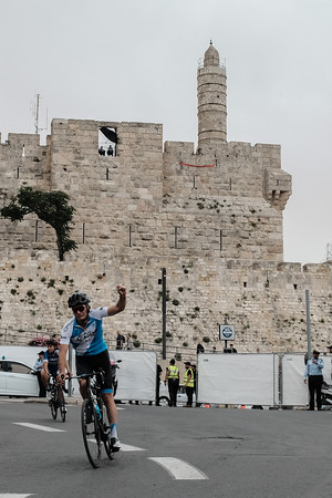 Giro d'Italia Big Start in Jerusalem, Israel