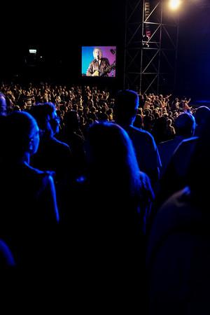 Don McLean in Concert in Raanana, Israel
