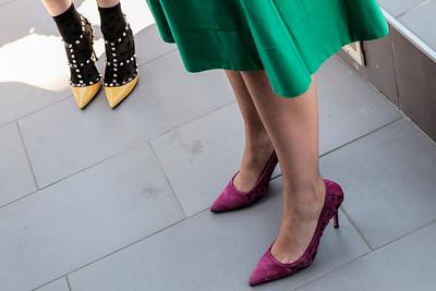Women's Fashion in the Haredi World in Bnei Brak, Israel