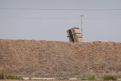 Arson Terrorism on the Gaza Border, Israel
