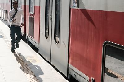 New Jerusalem Tel Aviv Train Line in Israel