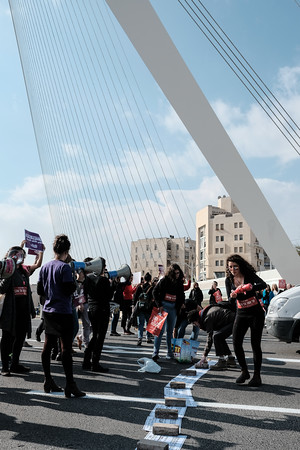 Women's Nationwide Strike in Israel