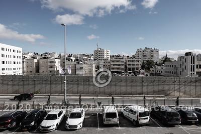 New Israeli - Palestinian Shopping Mall in Jerusalem, Israel
