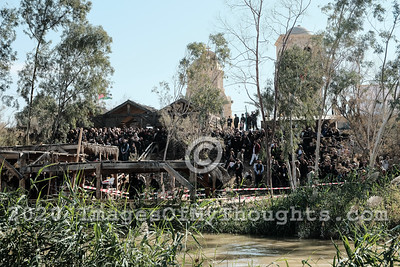 Orthodox Churches Epiphany at the Jordan River, Israel