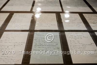 Einstein Documents Unveiled in Jerusalem, Israel