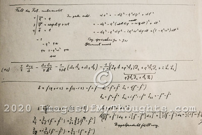 Einstein Documents Unveiled in Jerusalem, Israel