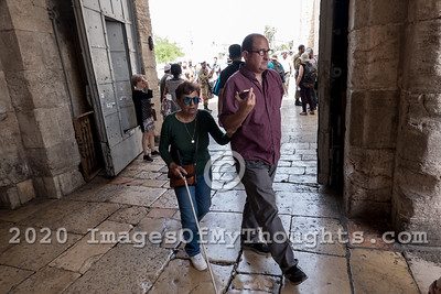 Technological Accessibility for the Blind in Jerusalem