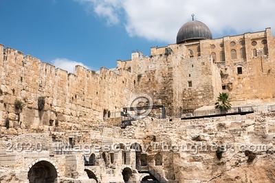'Bein HaMetzarim' Mourns Destruction of Jewish Temples