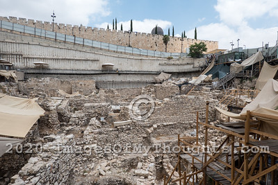 'Bein HaMetzarim' Mourns Destruction of Jewish Temples