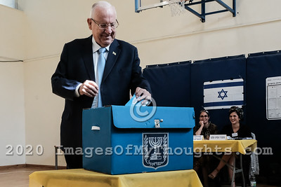 Israel National Elections 2019 Round 2