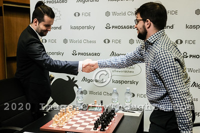 FIDE World Chess Grand Prix 2019 Jerusalem
