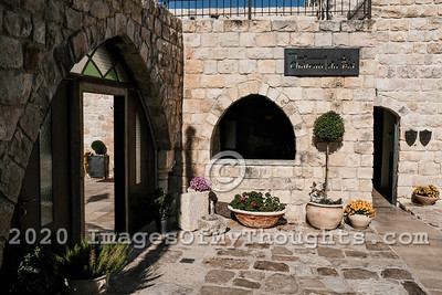 Crusader Era Winery in Israel's Upper Galilee
