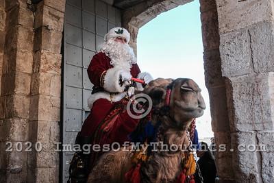Christmas Season 2019 in Israel