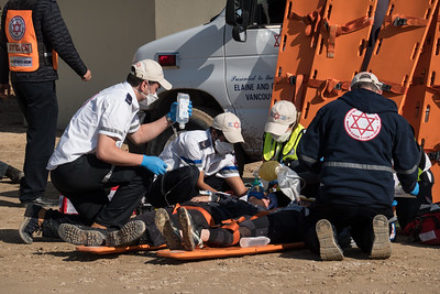 Israel: Int'l Earthquake Response Drill