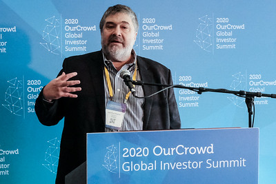 OurCrowd Global Investor Summit 2020 in Jerusalem