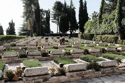 COVID-19: LOCKDOWN: Memorial Day in Israel