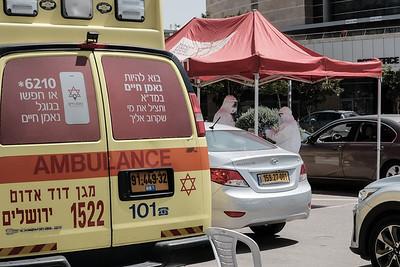 COVID-19: TESTING: New outbreak in Jerusalem