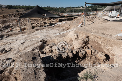 Ancient Administrative Center Uncovered in Jerusalem