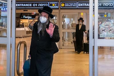 COVID-19: POLITICS: Israel