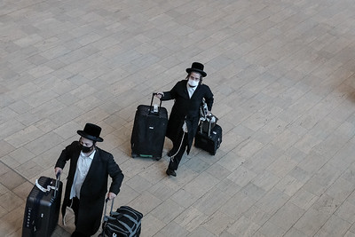 COVID-19: TRAVEL: Israel Opens Skies