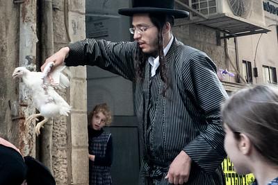 Yom Kippur 2020 in Jerusalem, Israel