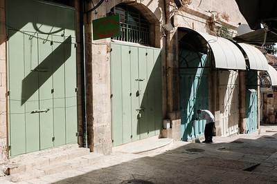COVID-19: LOCKDOWN: Jerusalem