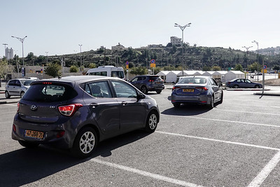 COVID-19: TESTING: New Surge in Israel