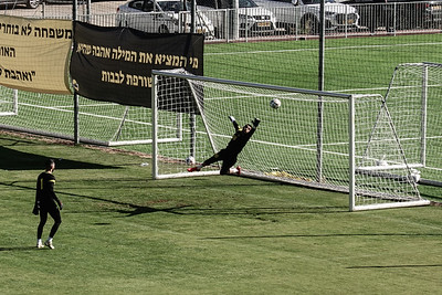 Racism at Jerusalem Soccer Training