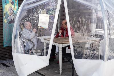 COVID-19: LOCKDOWN: Israel Ends Lockdown
