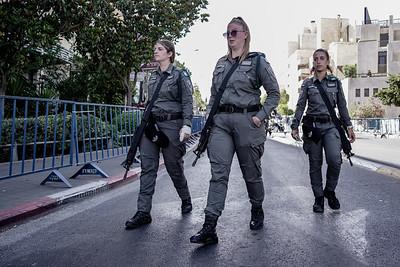 Jerusalem Pride March 2021