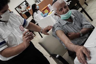 COVID-19: 3rd Vaccine for Seniors: Israel