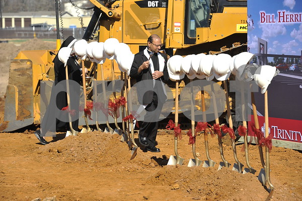 Trinity Mother Frances Clinic Groundbreaking