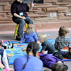 "Mary Jane Holland reads to dozens of children during Story Time at the Boulder Public Library in Boulder, Colorado February 23, 2012. CAMERA/MARK LEFFINGWELL<br /> <br /> <br /> See video of Story Time at  <a href=""http://www.dailycamera.com"">http://www.dailycamera.com</a>"
