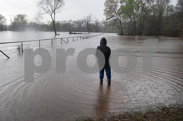 East Texas Rain